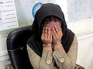 دختر خوش تیپ تهرانی از فروشگاه های پوشاک دزدی میکرد