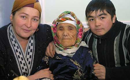 این پیرزن مسن ترین فرد روی زمین است (عکس)