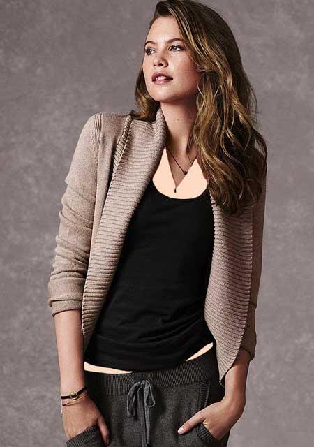 مدل بلوز بافتنی زنانه در سال 2014