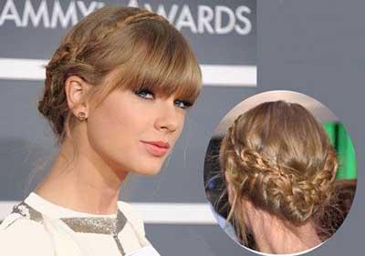 مدل موهای زیبا از ستاره های هالیوود در مراسم