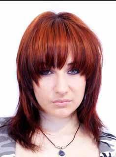 آلبوم مدل مو کوتاه در رنگ های مختلف و زیبا