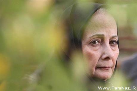 این خانم بازیگر ایرانی مبتلا به سرطان شده است (عکس)