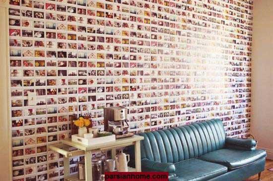 ترفندهای جالب برای تزیین دکوراسیون دیوار + عکس
