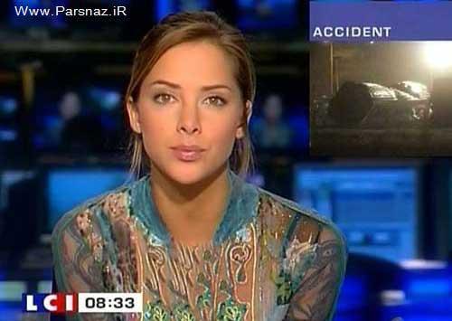 خانم مجری زیبای ایرانی به شاهزاده عرب جواب منفی داد