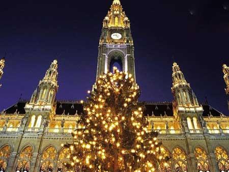 مکان های دیدنی برای آیام کریسمس در جاهای مختلف جهان