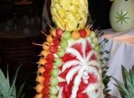 مدل تزیین هندوانه مخصوص شب یلدا (جدید)
