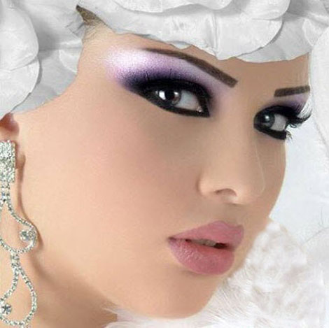 مدل آرایش و گریم عروس (2)