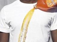 این تی شرت هیچگاه کثیف نمی شود! (عکس)
