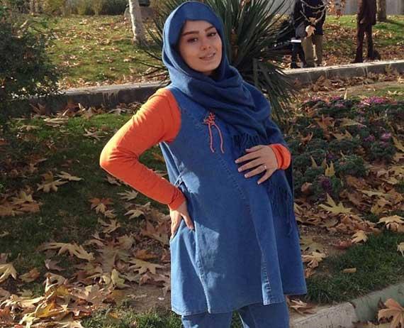 عکس بارداری زنان ایرانی