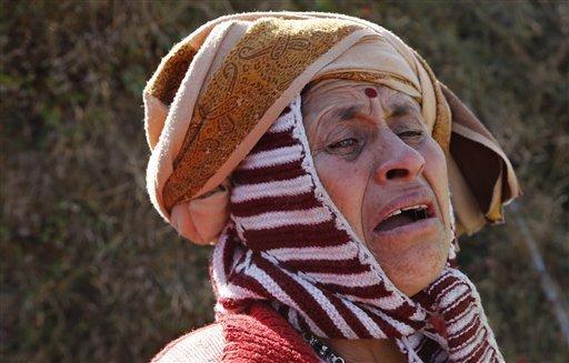 عکسهای دیدنی از دهکده زنان بیوه!