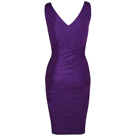 مدل لباس شیک مجلسی به رنگ بنفش