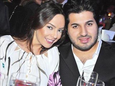 عکسهای ابرو گوندش خواننده ترک و همسر ایرانی اش!!