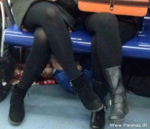 حرکت عجیب یک منحرف جنسی در چین (+عکس)