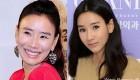 عکسهای دیدنی بازیگران زن کره ای قبل و بعد از عمل زیبایی
