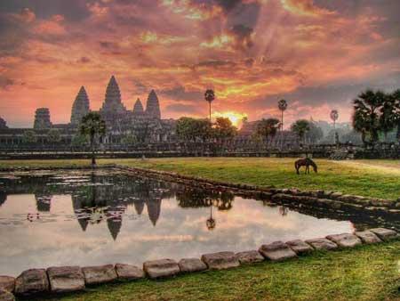 ده  مکان زیبا برای گردشگری در آسیای شرقی