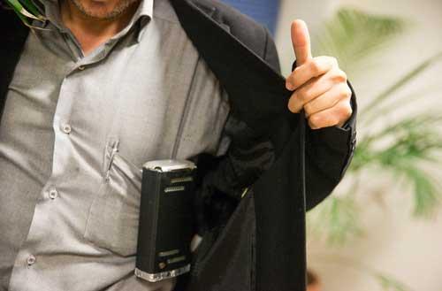 اختراع بخاری جیبی توسط مبتکر ایرانی! (+عکس)