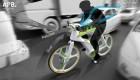 این دوچرخه هوا را تمیز میکند (+عکس)