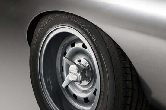 عکس هایی از شاهکار یک میلیون دلاری اتومبیل جگوآر