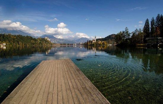 تصاویری زیبا از اسلوونی