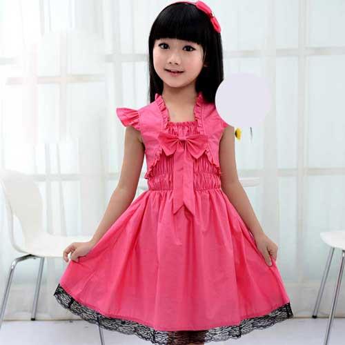 مدل لباس شیک دخترانه ۷ ساله