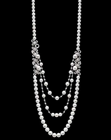 مدل جواهرات بسیار زیبای 2014