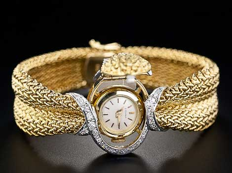مدل ساعت زنانه (3)