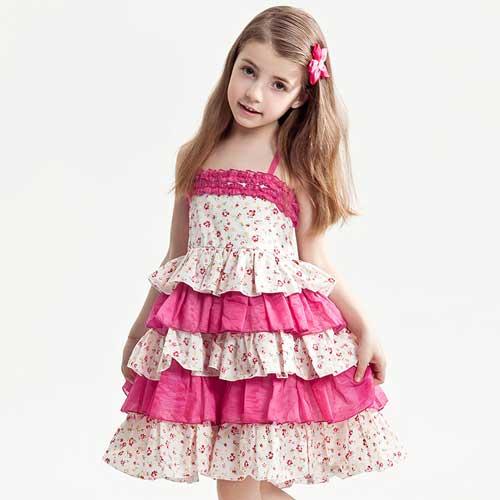 خرید اینترنتی لباس مجلسی دخترانه نوجوان