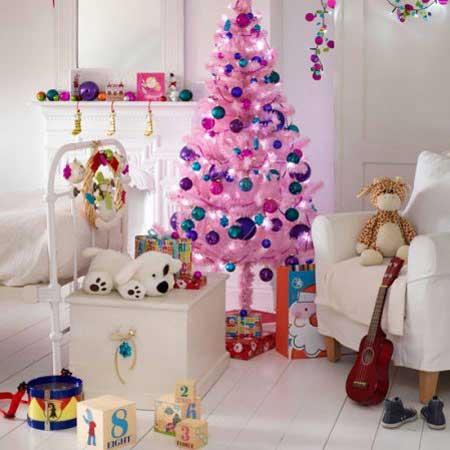 عکس هایی از دکوراسیون زیبا برای جشن کریسمس