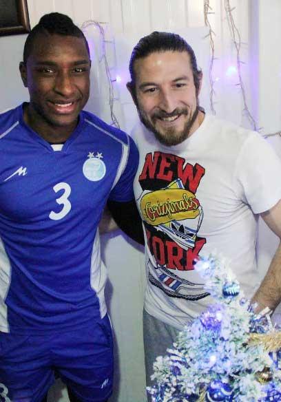 جشن کریسمس 2014 در باشگاه استقلال (عکس)