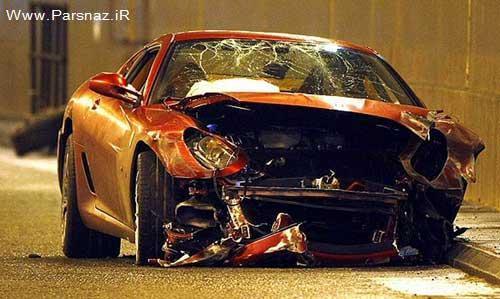 تمام اتومبیل های کریس رونالدو + (عکس و قیمت)