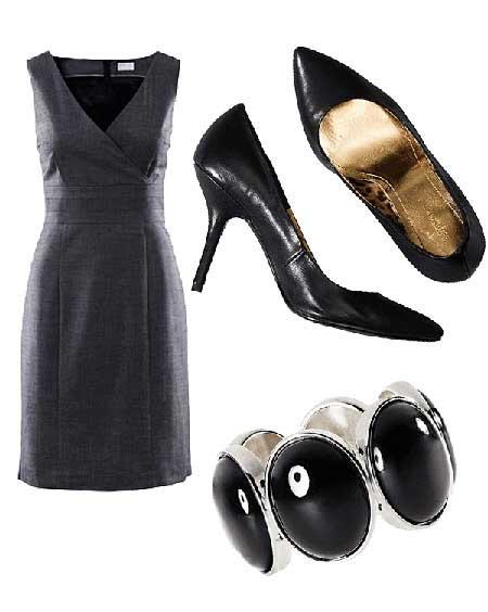 آموزش ست کردن لباس برای مهمانی نیمه رسمی +عکس