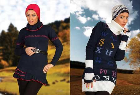 جدیدترین مدل لباس های شیک زمستانی 2014