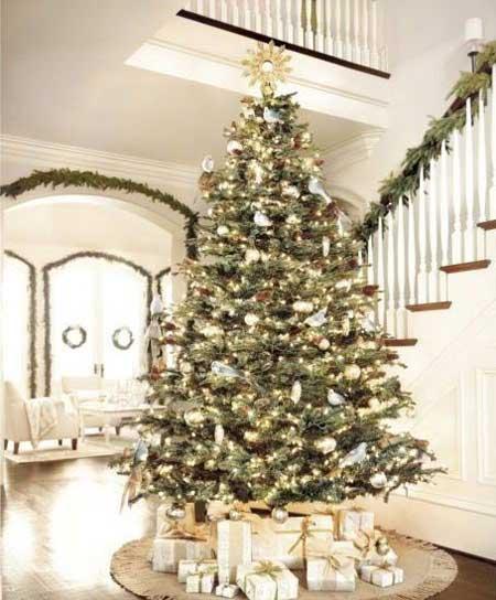مدل های تزیین درخت کریسمس (3)