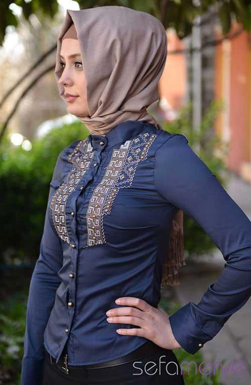 مدل پیراهن مجلسی 2014 - سری اول