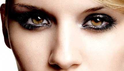 عکس هایی از آرایش چشم و ابرو در سال 2014