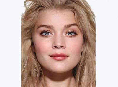 آرایش صورت به شکل طبیعی! (آموزش تصویری)