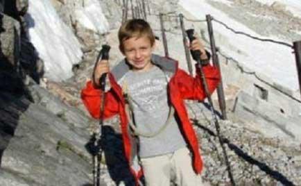 فتح بلندترین قله توسط این پسر 9 ساله