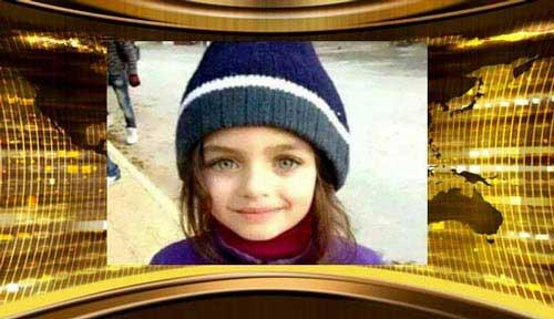 زیباترین دختر عرب که آدامس می فروشد +عکس