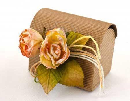 عکس هایی از زیباترین مدل تزیین کادو و هدایا