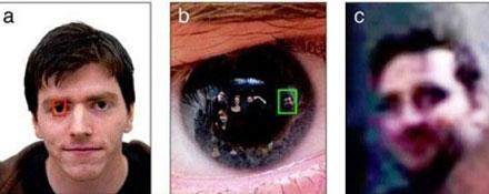 شناسایی مجرمان جنسی از طریق چشم قربانیان! (+عکس)