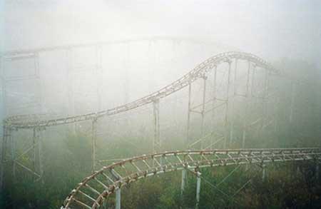 ترسناک ترین مناطق عجیب در جهان (+عکس)