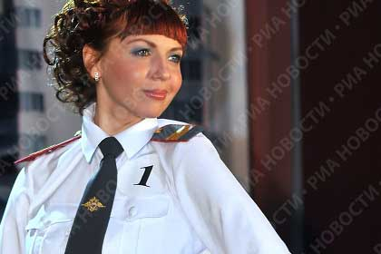 زنان پلیس روسیه عامل آرامش و زیبایی هستند + عکس