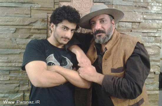 عکس های جدید از بازیگران مرد ایرانی (3)