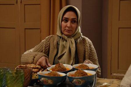 محجبه کردن بازیگران زن سریال ایرانی با جلوه های ویژه!!