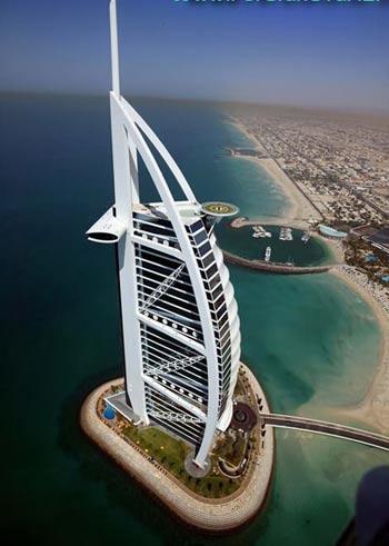 زیباترین مکان های دیدنی شهر دبی