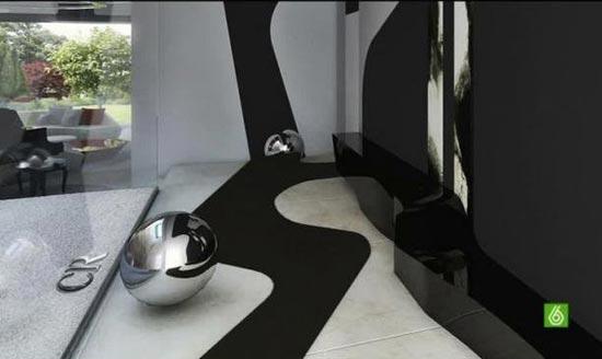 خانه زیبا و مجلل کریس رونالدو در مادرید (عکس)