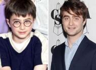 عکسهایی از کودکی و بزرگسالی بازیگران مشهور هالیوود