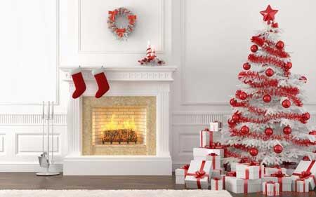 دکوراسیون زیبا برای کریسمس