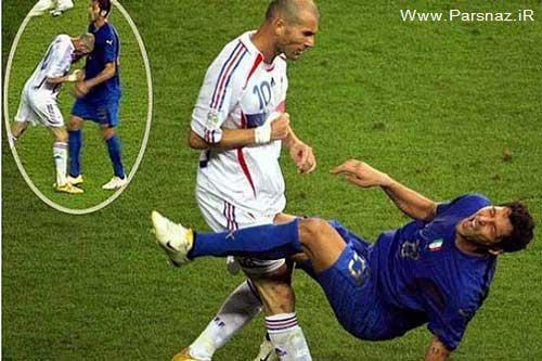 صحنه های بد و ماندگار تاریخ فوتبال جام جهانی (+عکس)