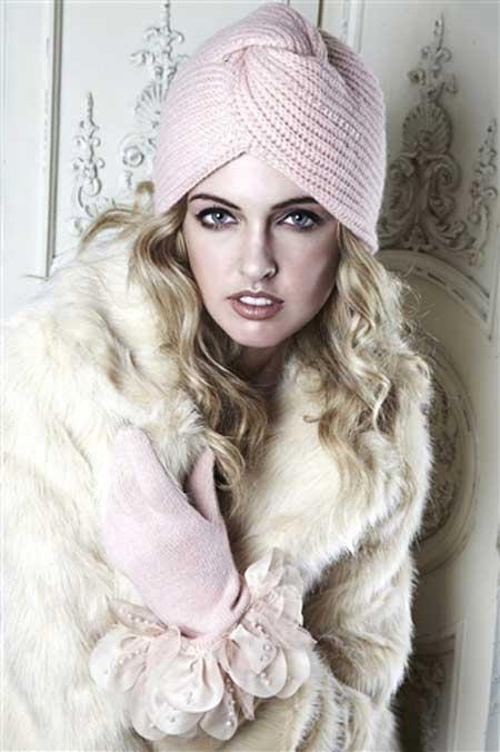 مدل شال و کلاه 2014 - سری جدید